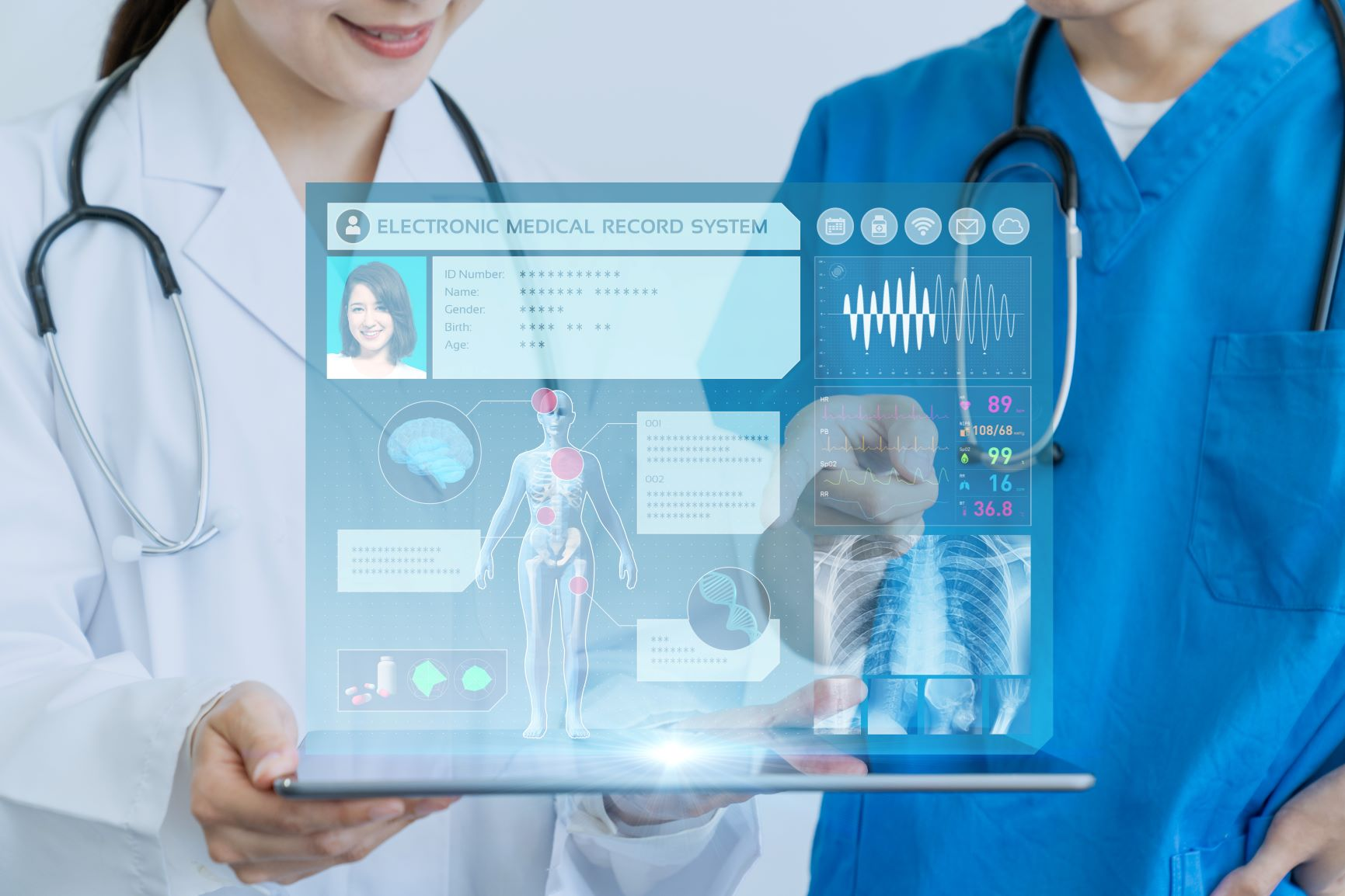 Interoperability in healthcare_electronic patient record