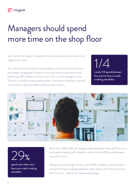 Better scheduling leads to better in-store experiences